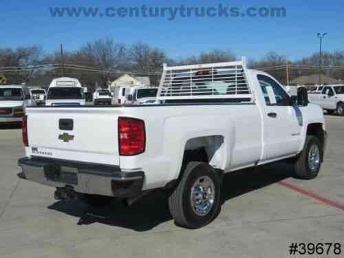 chevrolet silverado 2500hd pickup truck
