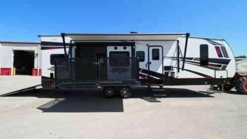 2021 stryker 3212 travel trailer toy