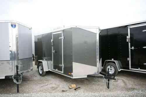 rc 6 x 12 enclosed trailer ladder racks