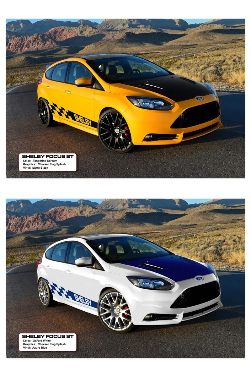 Ford Focus St Black : focus, black, Shelby, Juices, Focus, Looks, Dynamics, Price, Fiesta, Carscoops