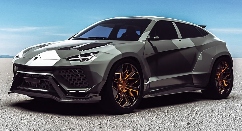 Lamborghini Urus Isn't Even Out Yet And Tuners Are Already