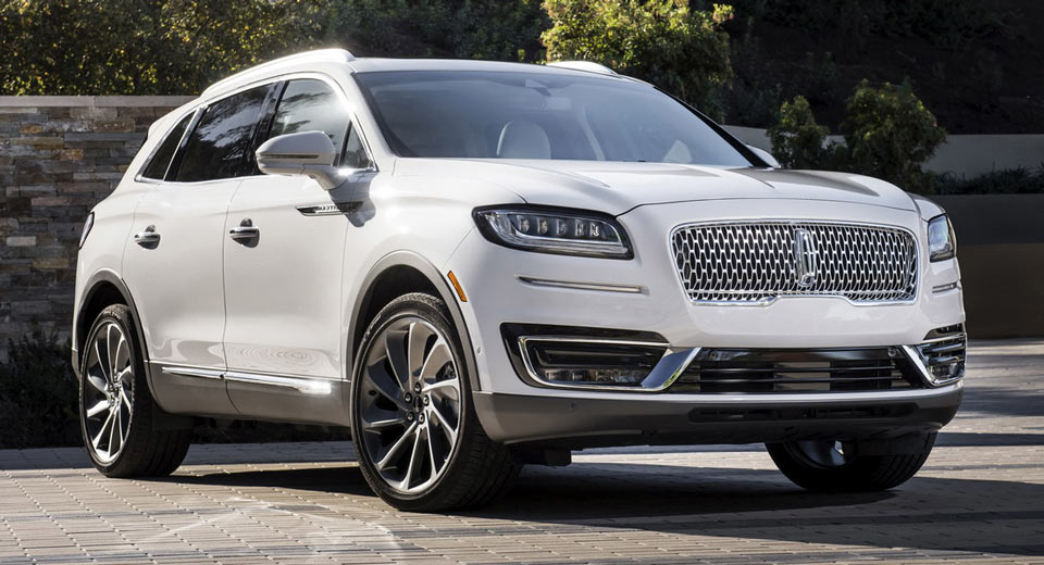 2019 Lincoln Nautilus Is The Facelifted Mkx  Carscoops