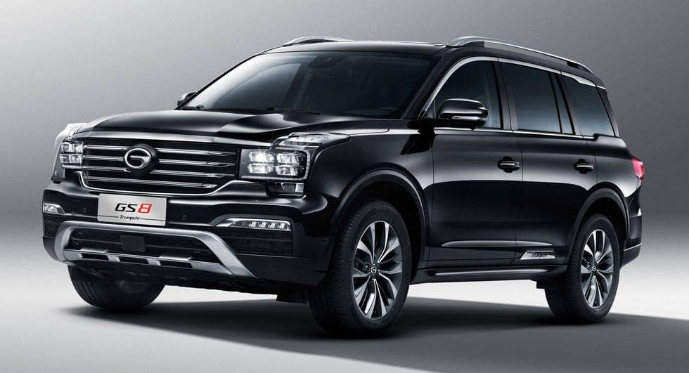 China's Gac Motor Announces It Will Enter The Us Market By
