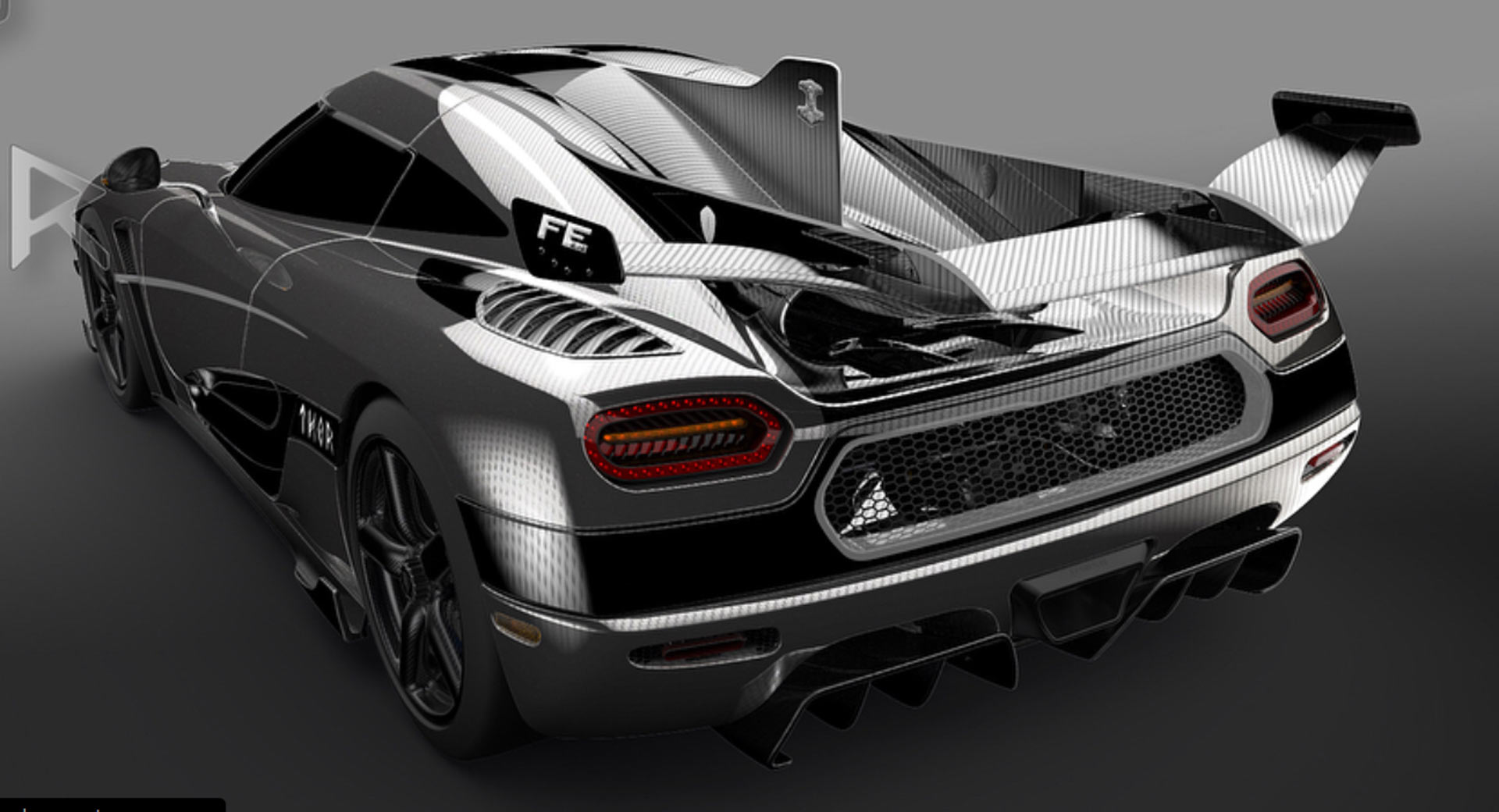 Latest Oneoff Koenigsegg Agera Nicknamed 'thor'  Carscoops