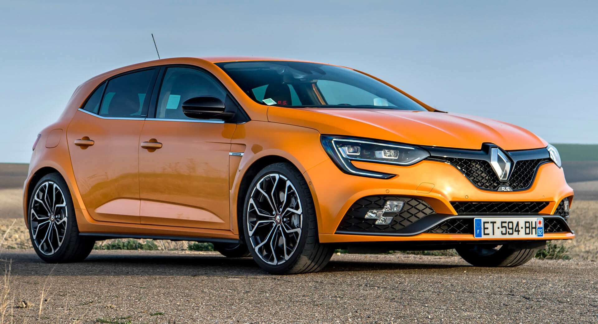 2019 Renault Megane Rs Is Already Available On The 'used