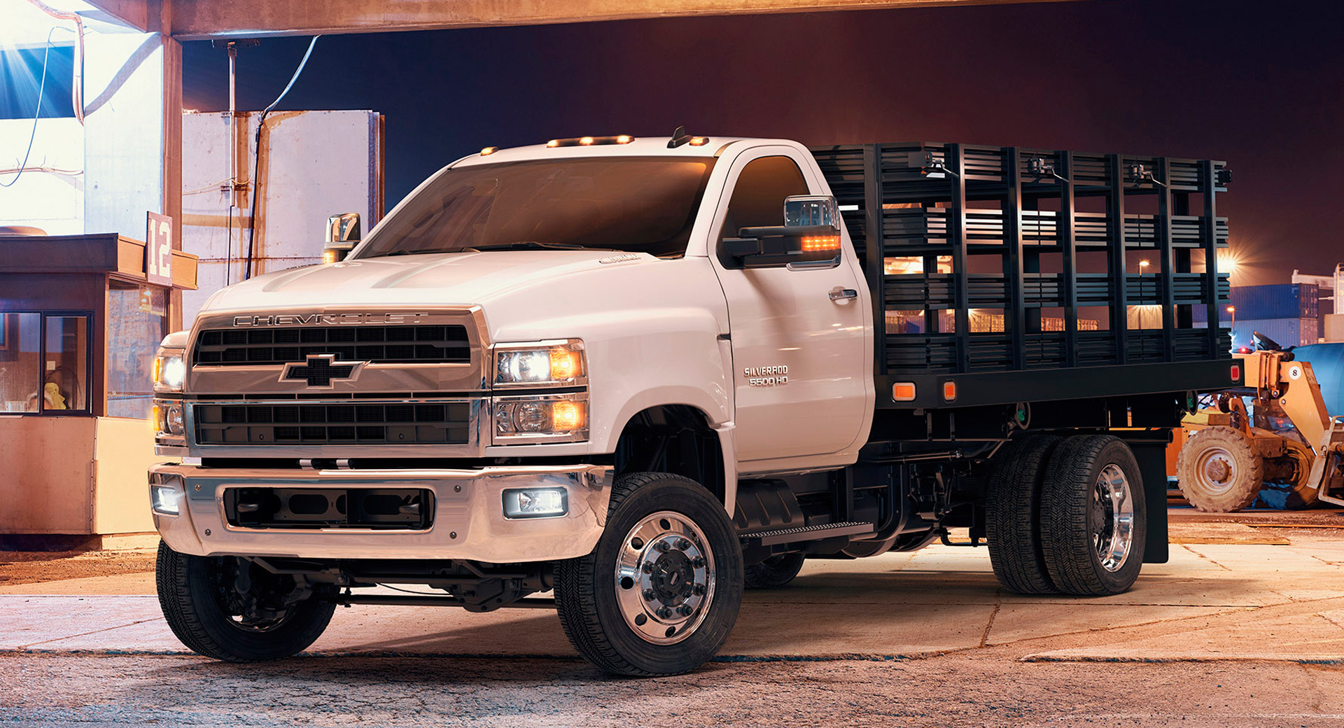 Chevy Gets Back Into Big Truck Game With Superultra Extra