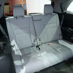 Honda Pilot Captains Chairs Blue Wing Back Chair Captain Seats Second Row 2016 Autos Post