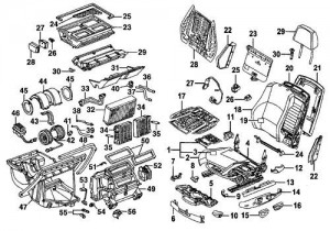 Chevrolet Astro Van 1985 2005 Workshop Service Parts Manual