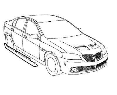 Pontiac G8 2008 2009 Factory service manual