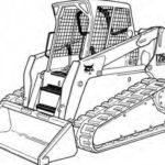 Bobcat 641 642 643 Skid Steer Loader Workshop Service
