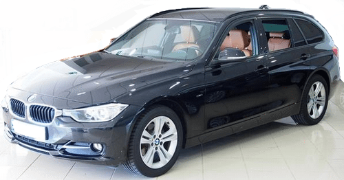 2013 Bmw 316d Sport Touring Automatic Estate Cars For Sale