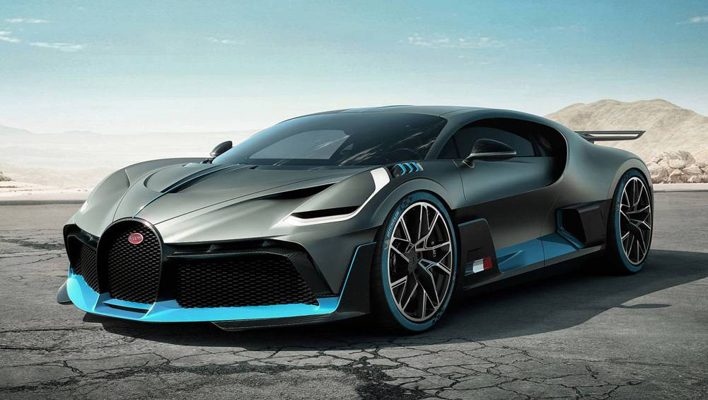 Bugatti Divo 2019 becomes brand's top model - Car News   CarsGuide