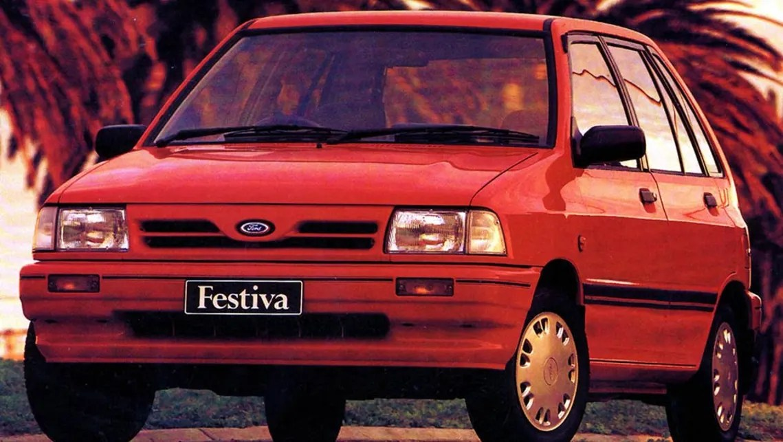 used ford festiva review