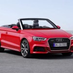Audi A3 Cabriolet 2018 Review Snapshot Carsguide