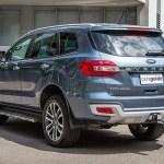 Ford Everest 2020 Review Titanium Carsguide