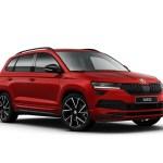 New Skoda Karoq 2020 Detailed Small Suv Gets All Wheel Drive 140tsi Sportline Variant Car News Carsguide