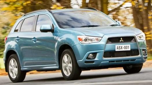 Mitsubishi ASX gets 5 star safety rating - Car News ...