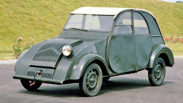 "Vaizdo rezultatas pagal užklausą ""Citroën 2CV II world war"""