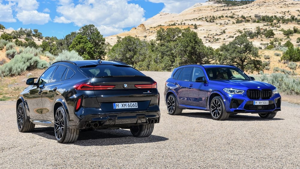 Bmw X5 X6 M Competition 2020 Revealed V8 Power For New Flagship Luxury Suvs Car News Carsguide