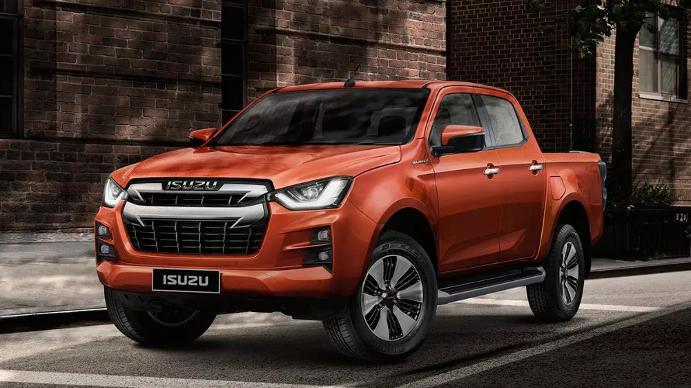 How The Isuzu D Max 2020 Is Gunning For Toyota Hilux Ford Ranger And Mitsubishi Triton Brand