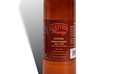 31m7aeUH6UL - Leather Honey Leather Conditioner, Best Since 1968 (32 oz)