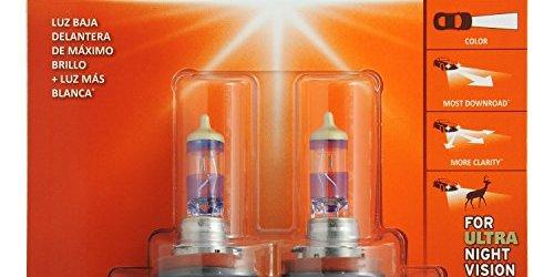 51adQdjJnpL - SYLVANIA H11 SilverStar Ultra High Performance Halogen Headlight Bulb, (Contains 2 Bulbs)