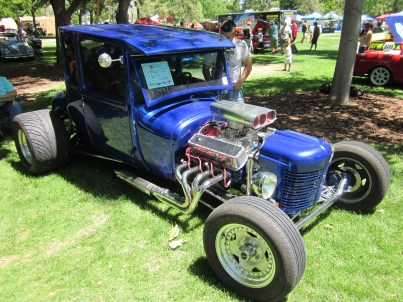 1926 Ford Tall T coupe