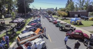 Cutsforth's Cruise In @ Wait City Park | Canby | Oregon | United States