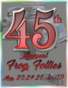 45th Annual Frog Follies @ E'ville Iron Street Rods, Ltd | Evansville | Indiana | United States