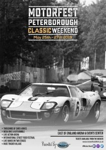 Motorfest 2019 @ East of England Showground | Alwalton | England | United Kingdom