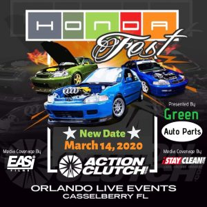 Honda Fest FL @ Orlando Live Events | Casselberry | Florida | United States