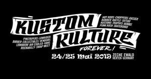 Kustom Kulture Forever @ Zeche Ewald | Herten | Nordrhein-Westfalen | Germany