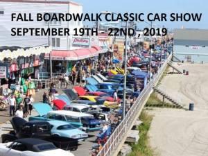 Wildwood Fall Boardwalk Classic Car Show @ Wildwood Boardwalk | Wildwood | New Jersey | United States