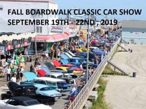 Wildwood Fall Boardwalk Classic Car Show @ Wildwood Boardwalk | Wildwood | New Jersey | United States