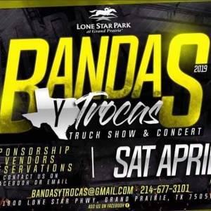 Bandas y Trokas @ Lone Star Park | Ponder | Texas | United States