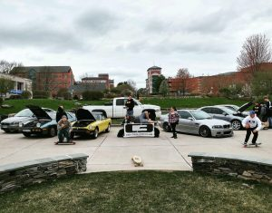 C3's Spring Charity Car Show @ CCSU Bookstore | New Britain | Connecticut | United States