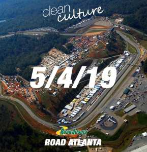 Clean Culture ATL Throwdown @ Road Atlanta | Braselton | Georgia | United States