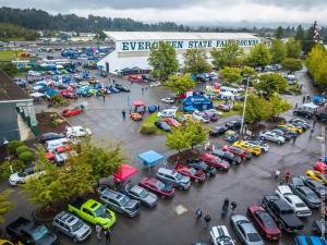 2019 Dream Builders Car Show @ Evergreen Speedway | Monroe | Washington | United States
