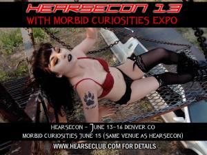 Hearsecon 13 @ Hearsecon | Aurora | Colorado | United States