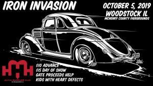 Iron Invasion @ McHenry County Fair | Bainbridge Island | Washington | United States