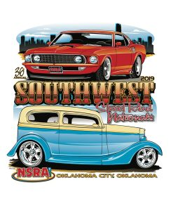 36th Annual NSRA Southwest Street Rod Nationals @ Oklahoma State Fairgrounds | Oklahoma City | Oklahoma | United States
