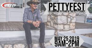 9th Annual Pettyfest @ Petty Museum | Randleman | North Carolina | United States