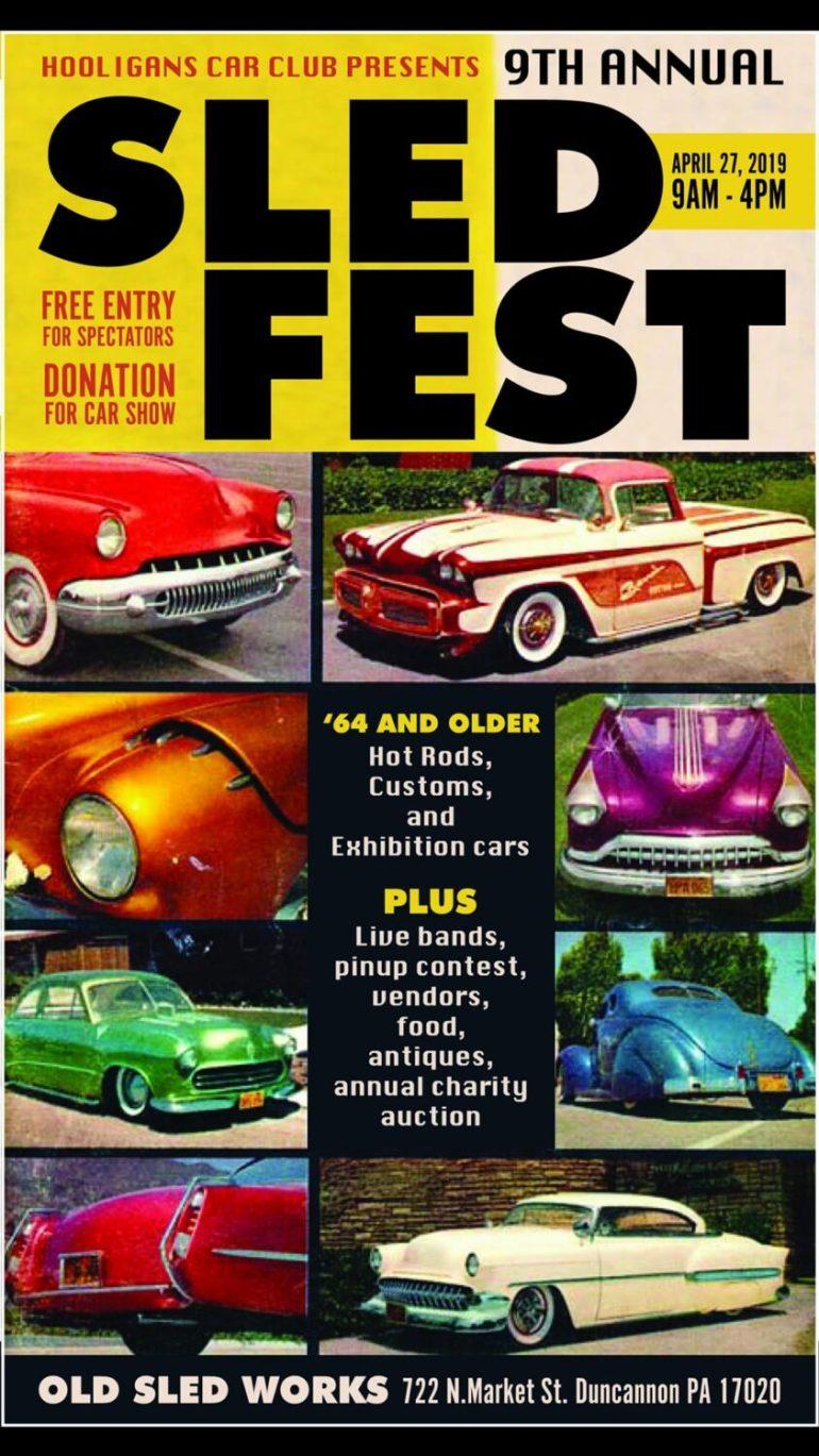 Sled Fest @ Old Sled Works   Duncannon   Pennsylvania   United States