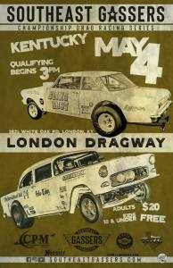 Southeast Gassers in London, KY @ London Dragway | London | Kentucky | United States