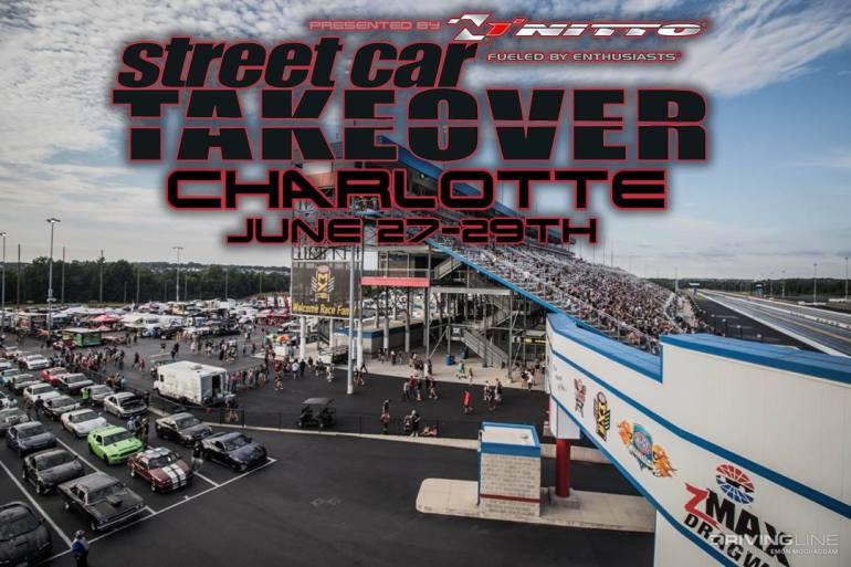 Street Car Takeover Charlotte