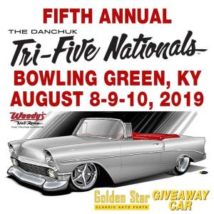 5th Annual Danchuk Tri-Five Nationals @ Beech Bend Raceway Park | Bowling Green | Kentucky | United States