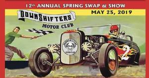 The DownShifters 12th Annual Spring Swap & Show @ Hilltop Athletic Association | Kingston | Massachusetts | United States