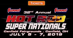 32nd Annual Hot Rod Super Nationals