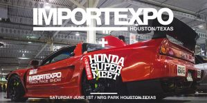 ImportExpo x Honda Super Meet @ NRG Park | Houston | Texas | United States