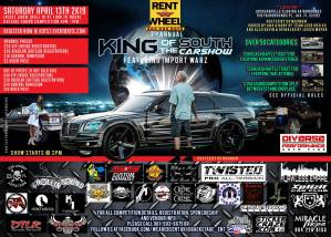 7th Annual King of the South FT Import Warz Car Show @ Jacksonville Florida Fairgrounds | Jacksonville | Florida | United States